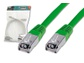 Goedkoopste Digitus Patch Cable, SFTP, CAT5E, 0.5M Groen