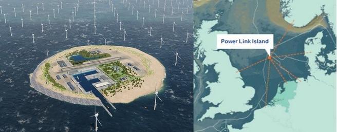 Power Link Island