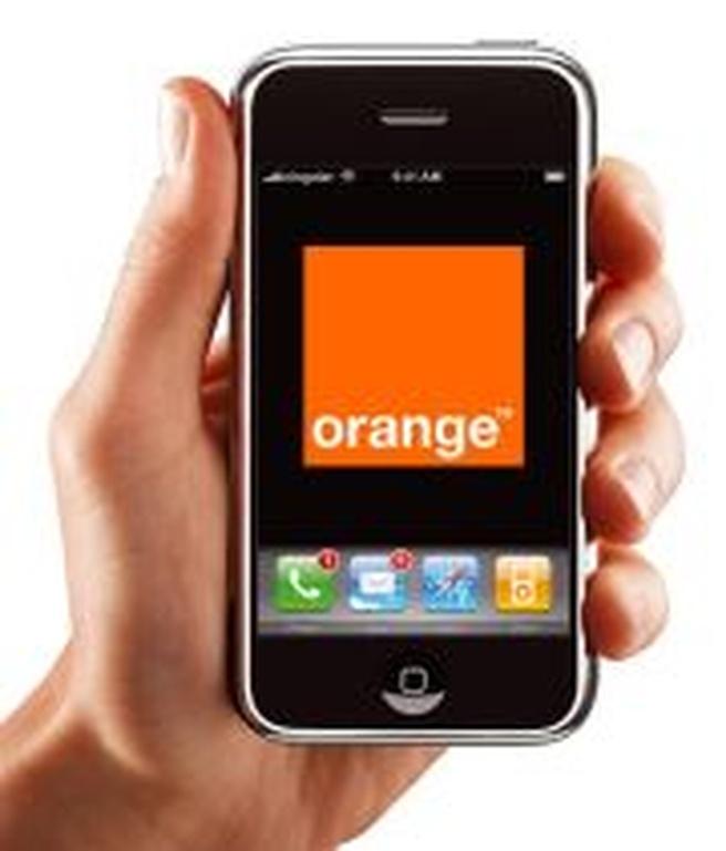 Iphone Orange