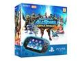 Goedkoopste Sony PlayStation Vita WiFi + All-Stars Battle Royale (voucher) + 4GB Zwart