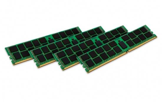 Kingston 32GB (4x 8GB), DDR4