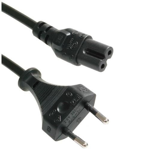 ICIDU Notebook / PDA Power Kabel 8-Vorm 230V