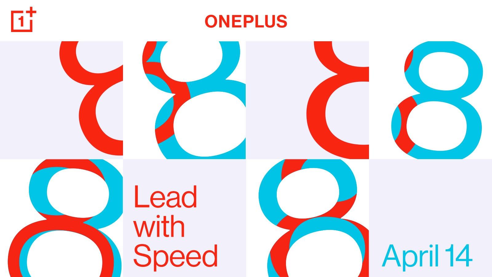 OnePlus - 14 april