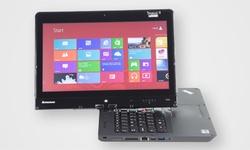 ThinkPad Twist: convertible met Windows 8 en touchscreen