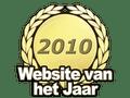 Logo Website van het Jaar 2010