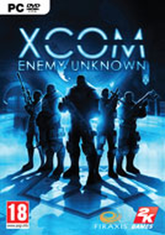Box Xcom: Enemy Unknown