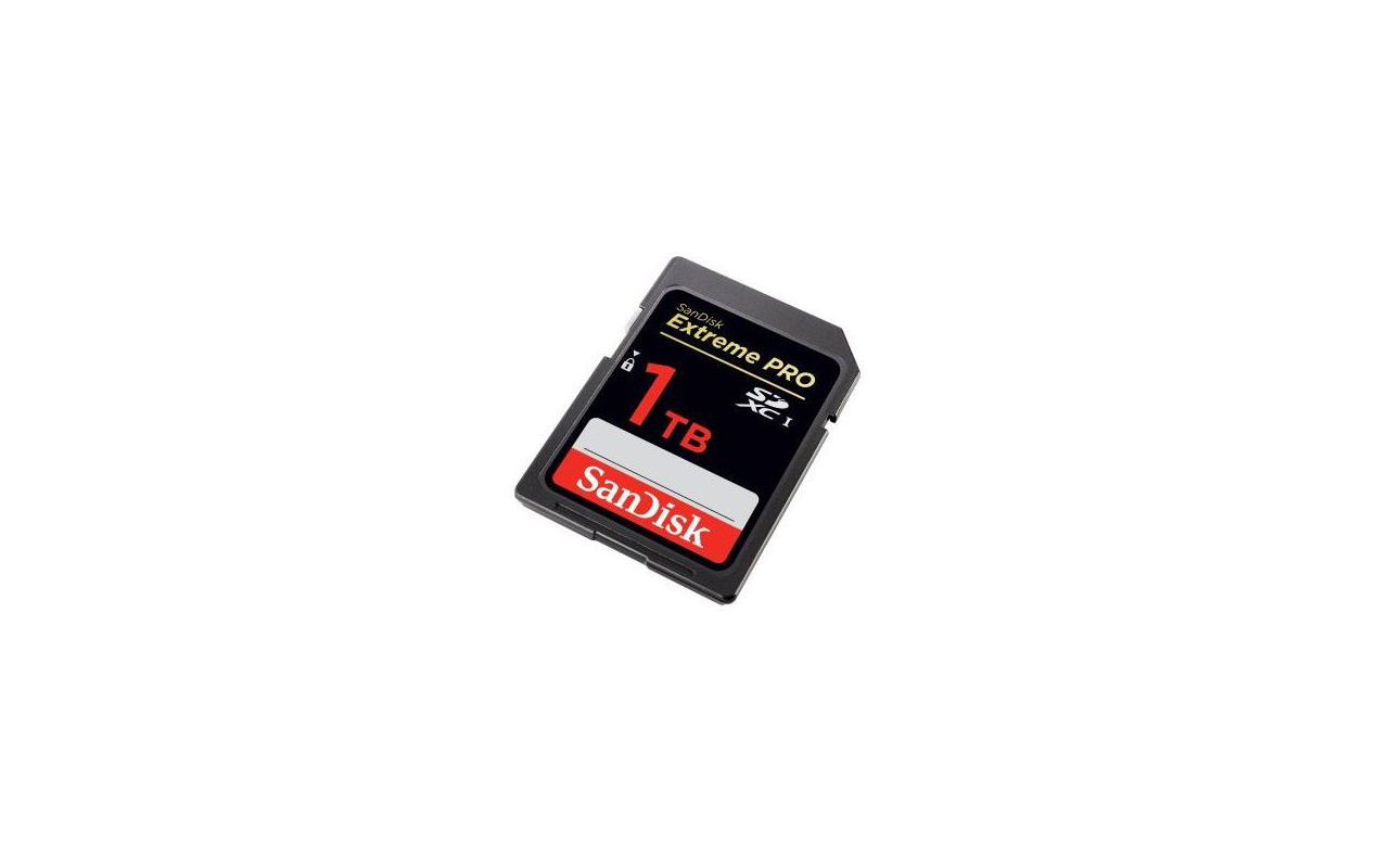 Western Digital Sandisk 1TB sdxc