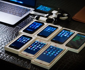 Dev fused iPhones