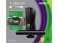 Goedkoopste Microsoft Xbox 360 Slim 250GB + Fable: The Journey + Wreckateer + Kinect Bundel Zwart
