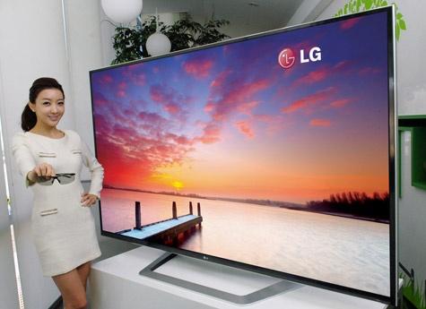 LG 84inch uhd-tv