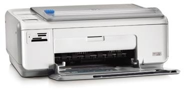 HP Photosmart C4280 All-in-One Printer - Driver Downloads ...