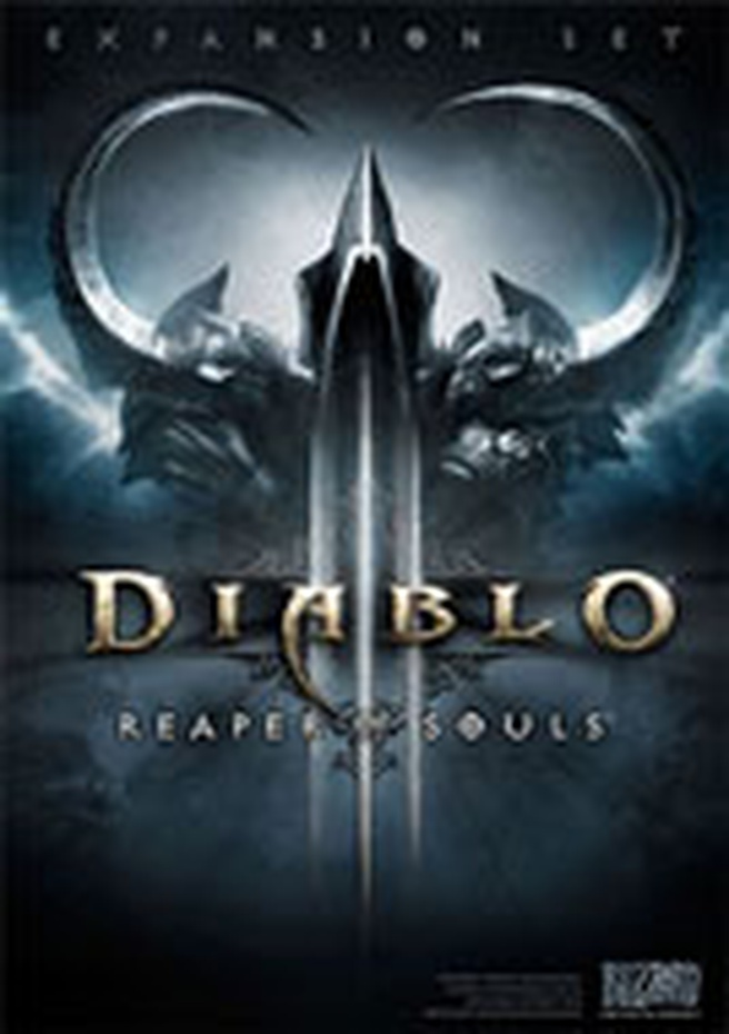 Box Diablo III: Reaper of Souls