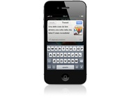 Apple iPhone 4S 16GB Zwart