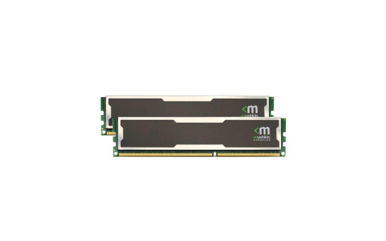 Mushkin DDR3 PC3-10666 9-9-9-24 Silverline