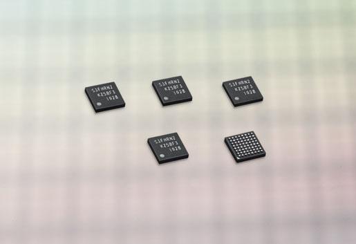 Samsung nfc-chips