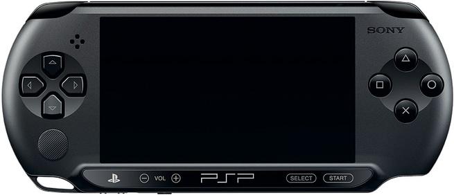 PSP E-1000 voorkant