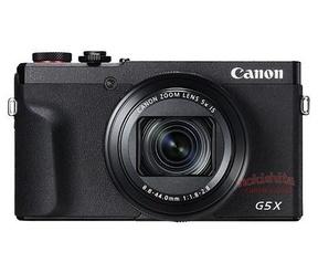 Canon PowerShot G5 X Mark II en G7 X Mark III