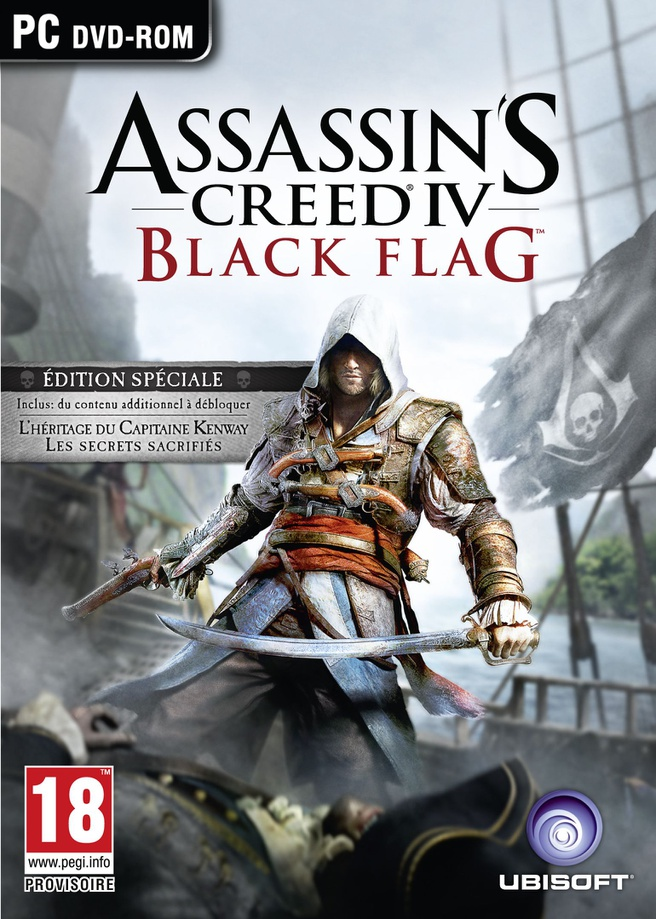 Assassin's Creed IV: Black Flag Special Edition, PC