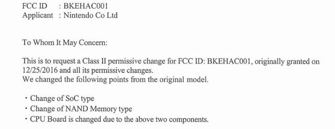 FCC over de Switch-revisie