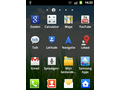 Screenshot Samsung Galaxy Pocket