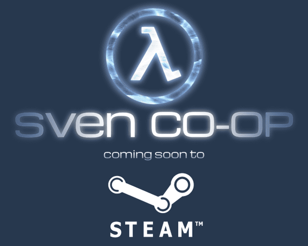 Sven co-op comming to Steam