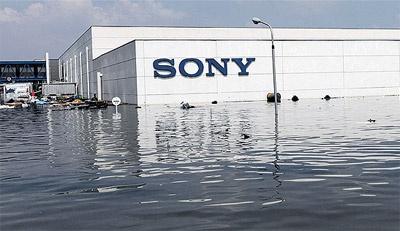 Sony beeldsensorfabriek Thailand