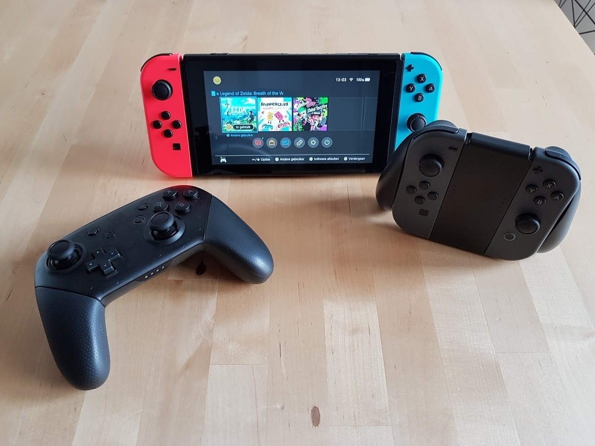 Nintendo Switch Zwart Thomas Userreviews Tweakers