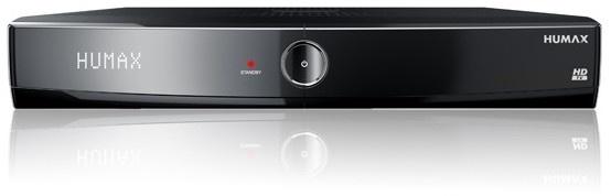 Humax DVB-C Tuner HD-Fox C Twintuner, HD720