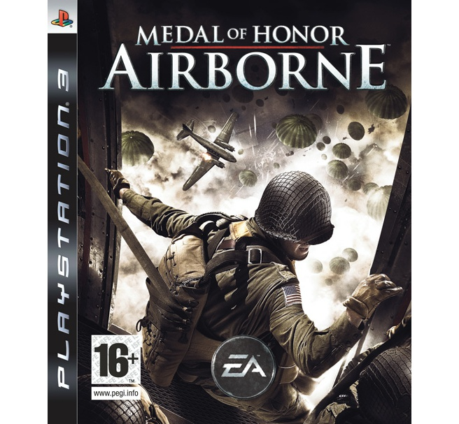Medal of Honor - Airborne, PlayStation 3