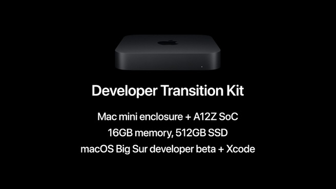 Apple stapt over op eigen ARM-chips