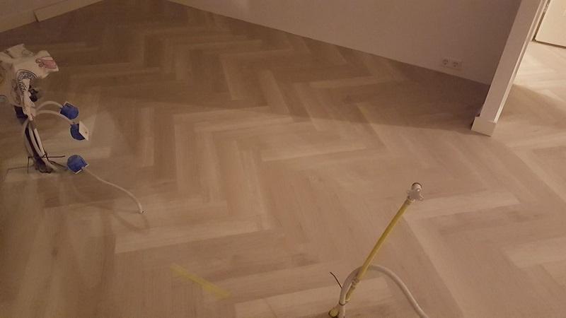 Bekend PVC vloer, ervaringen mee? - Wonen & Verbouwen - GoT FU63