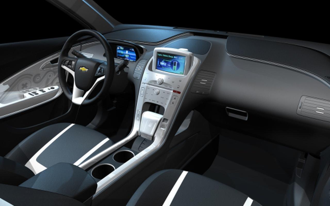 Chevrolet werkt aan nieuwe elektrische auto - Beeld en ...
