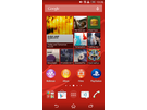 Sony Xperia Z3 - screenshots interface