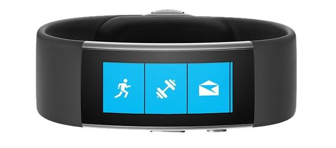 Microsoft Band 2 kleiner