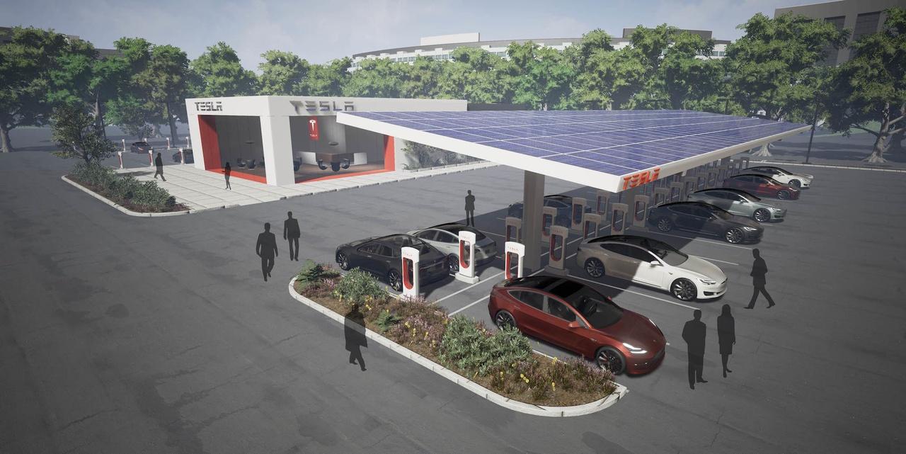 Tesla Breidt Laadnetwerk Dit Jaar Uit Tot 10 000 Superchargers