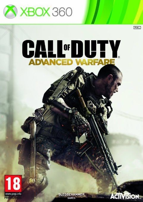 Call of Duty: Advanced Warfare, Xbox 360