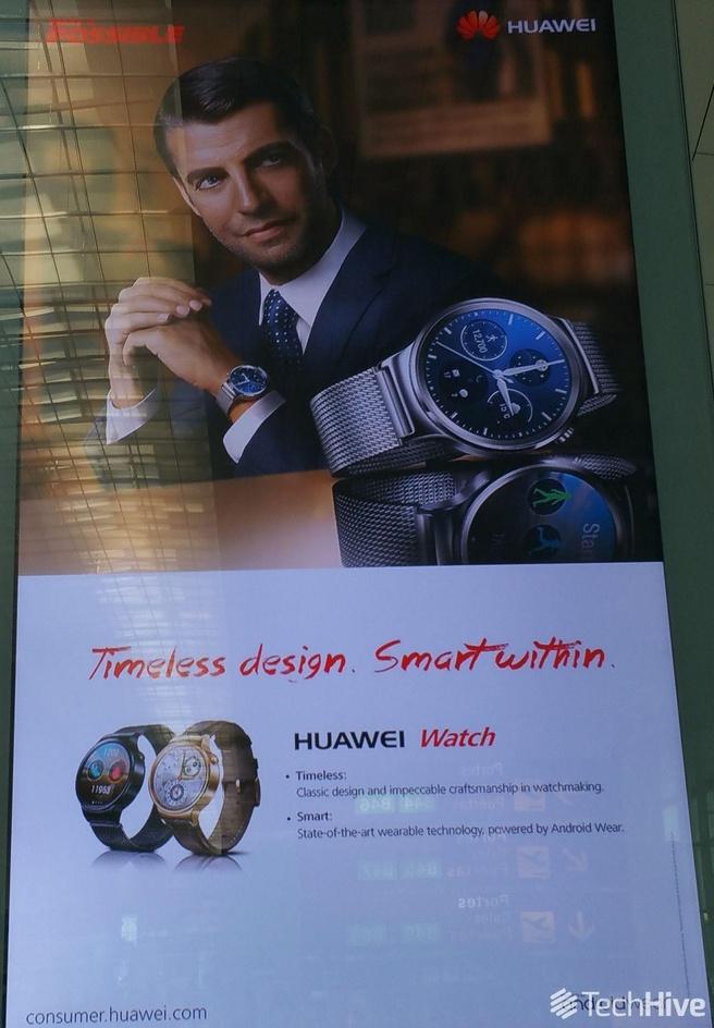huawei komt met slim horloge op android wear voor 199 euro tablets en telefoons nieuws. Black Bedroom Furniture Sets. Home Design Ideas