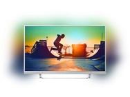 Philips 6000-serie Ultraslanke 4K-TV met Android TV? 55PUS6482/12 Zilver