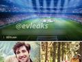 Screenshot Sense 6 op HTC M8 (bron: EVLeaks)
