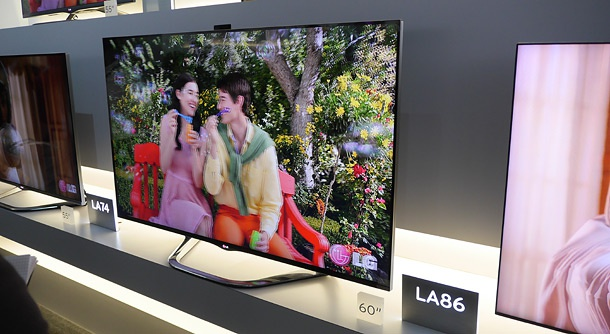 LG LA8609 CES 2013 610px