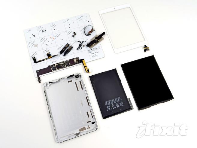 iPad mini (foto: iFixit)