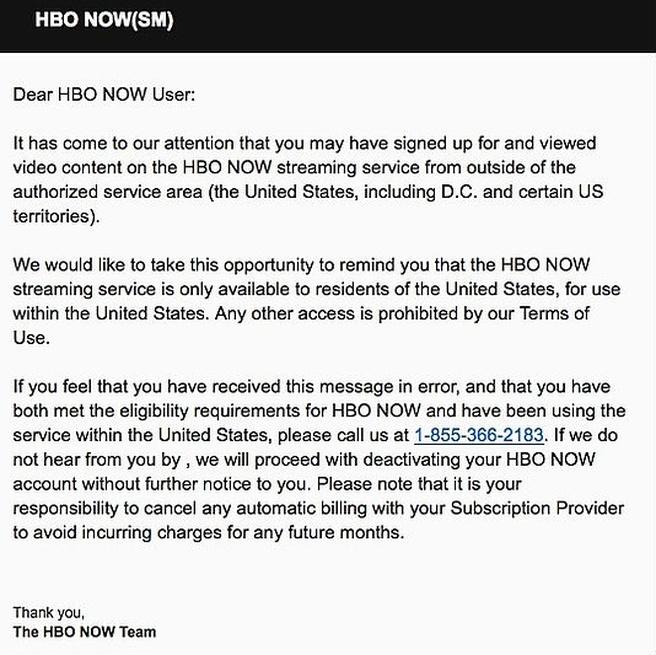 Boze HBO