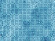 Scanning tunneling microscope-beelden van herschrijfbaar atoomgeheugen