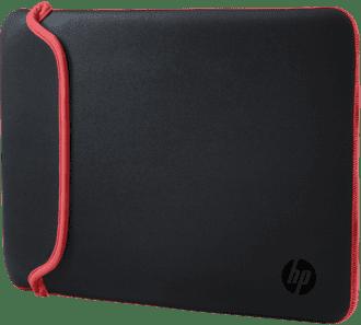 HP 15.6 Chroma sleeve Black/Red