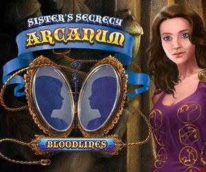 Sisters Secrecy - Arcanum Bloodlines