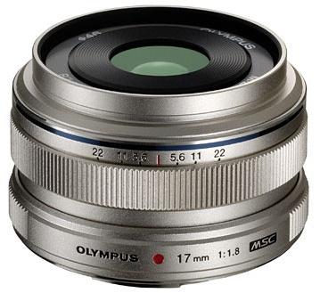 Olympus 17mm f/1,8
