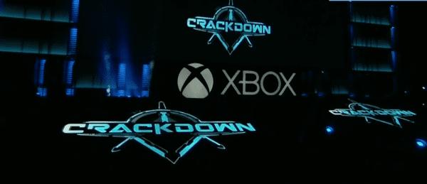 Crackdown logo e3 2014