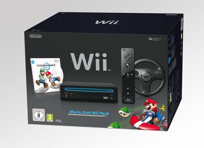 Bundel met vernieuwde Wii-console