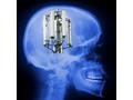 Brein met zendmast