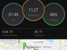 Garmin app workout analyse